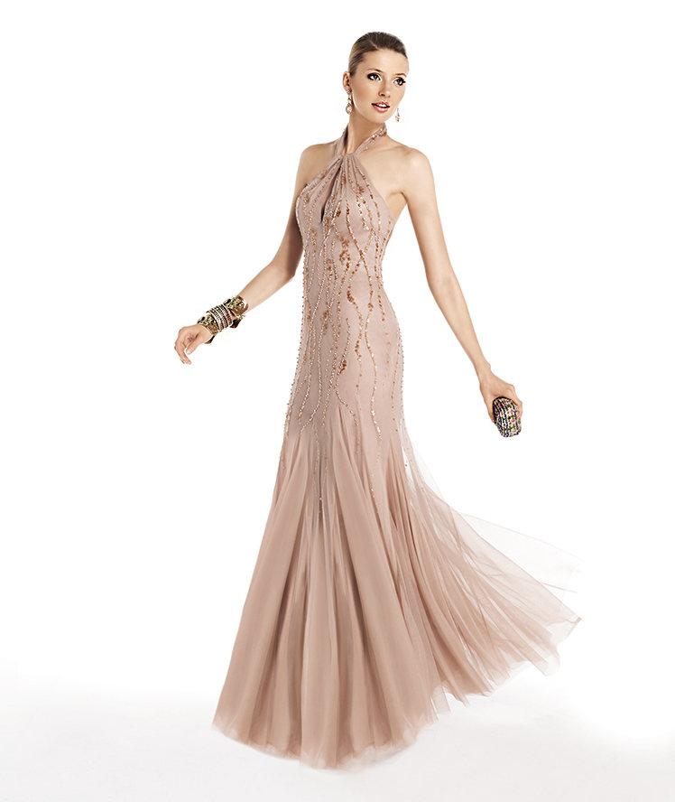 f8d01f943 pronovias-abiti -luxury-damigella-cerimonia-stampa-colore-spring-summer-2014-tendenze-moda-vlu-gioielli-cerimonia- beige-color-terra-lucchicio-pietre