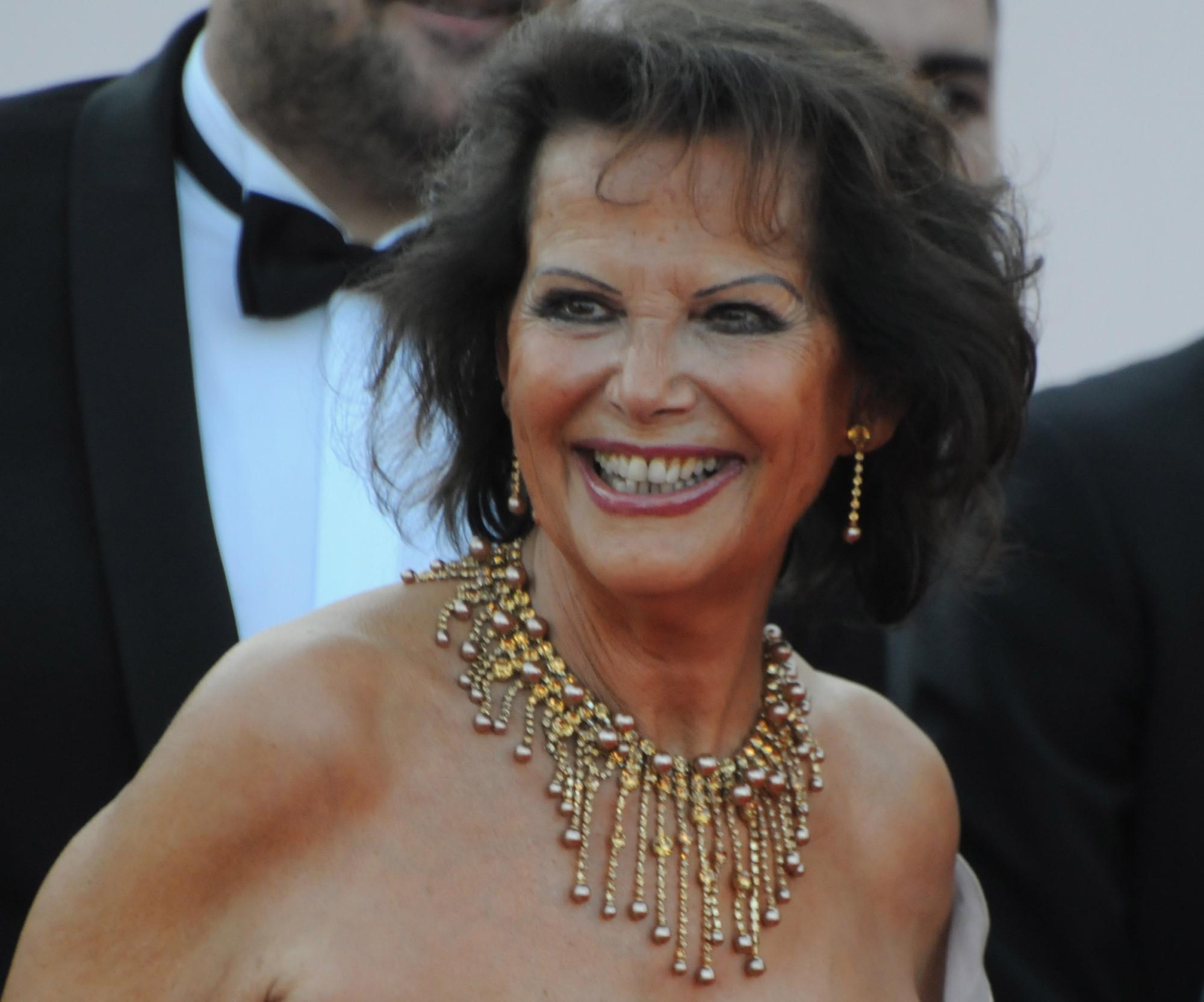 The Gallery For Gt Claudia Cardinale 2014