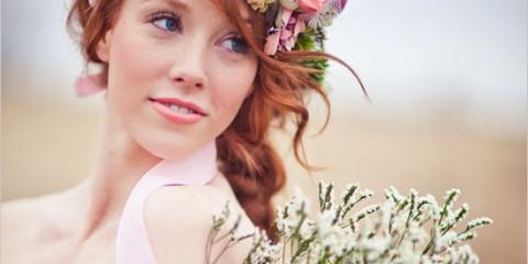 acconciatura-sposa-shabby-chic-floreale