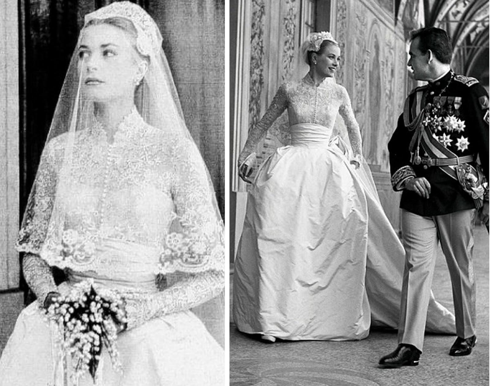 Abiti da sposa delle regine
