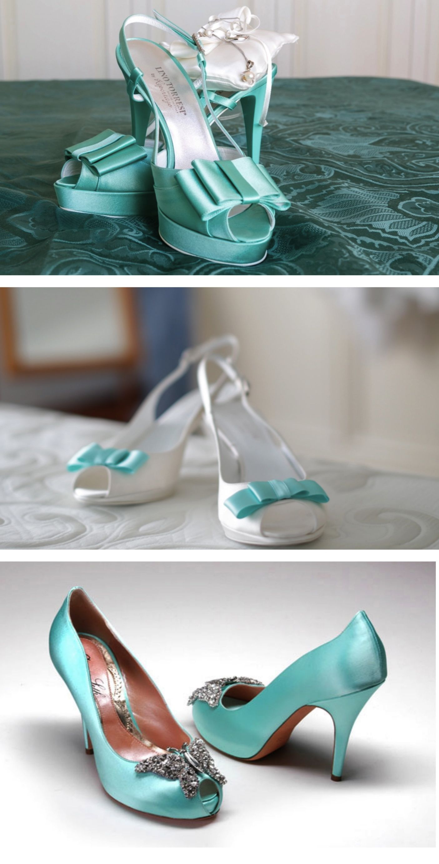 Scarpe Sposa Tiffany.Scarpe Sposa Color Tiffany Fotor Collage Bella Magazine
