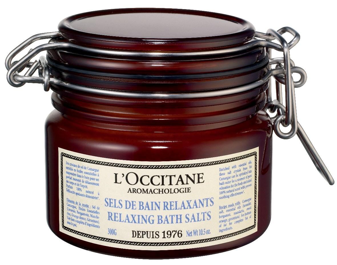 Sali Da Bagno Rilassanti : Sali da bagno rilassanti aromachologie l occitane bella magazine