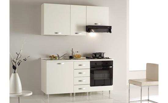Piccole cucine per spazi ridotti bella magazine - Mobile lavello cucina mercatone uno ...