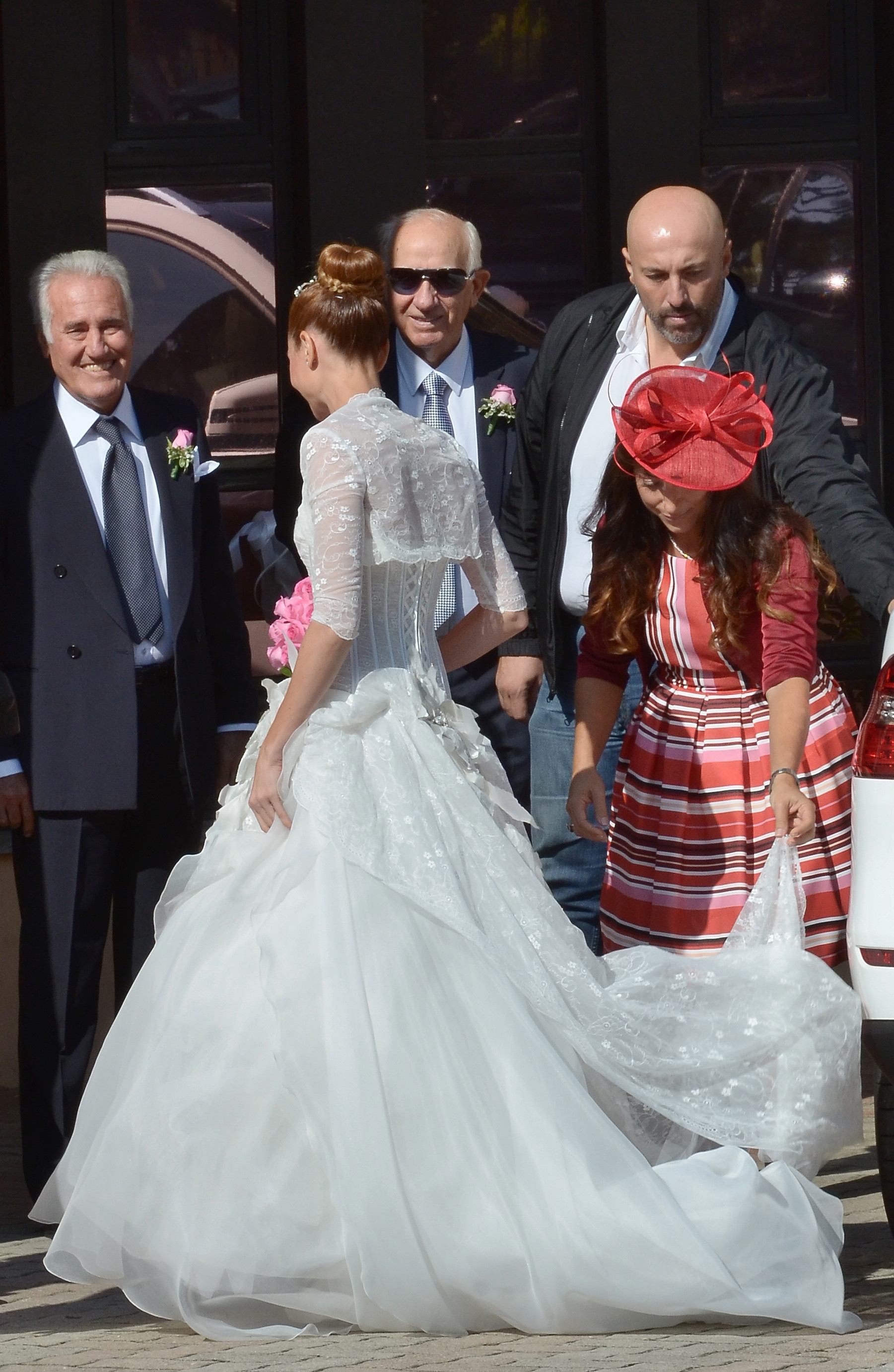 Carlotta mantovan testimone bella magazine for Mantovan carlotta