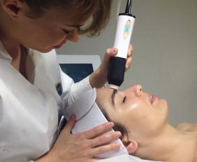 TriPollar face treatment-