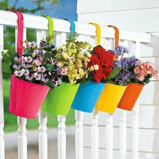 art 10 vasi multicolor
