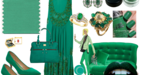Emerald, 2013 colour - Polyvore