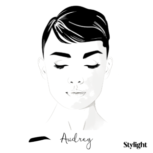 Iconic eyebrows Audrey- Stylight