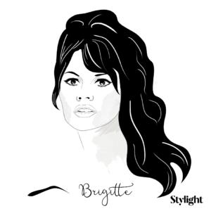 Iconic eyebrows Brigitte - Stylight