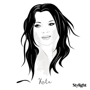 Iconic eyebrows Kate - Stylight