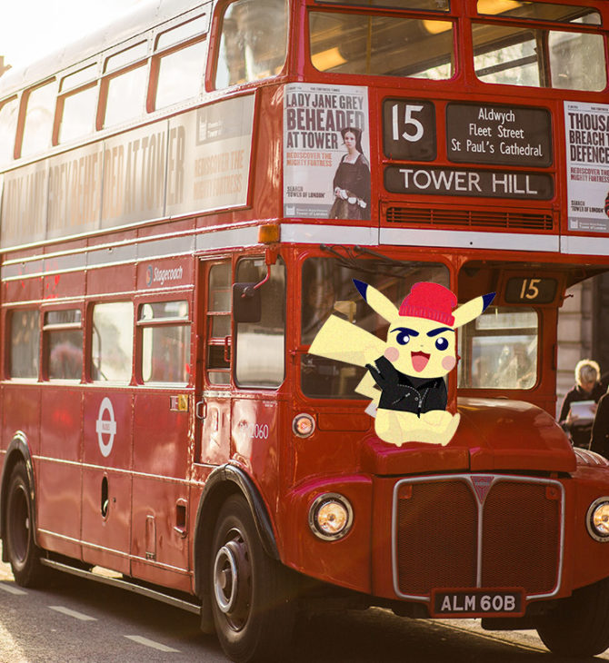 Carachu Delevigne - Stylight Fashion Pokemon